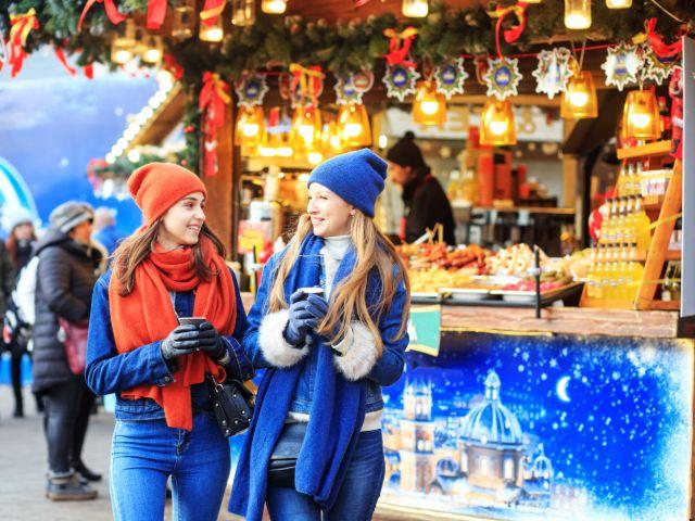 kerstmarkt dusseldorf 11   Capartas Tours
