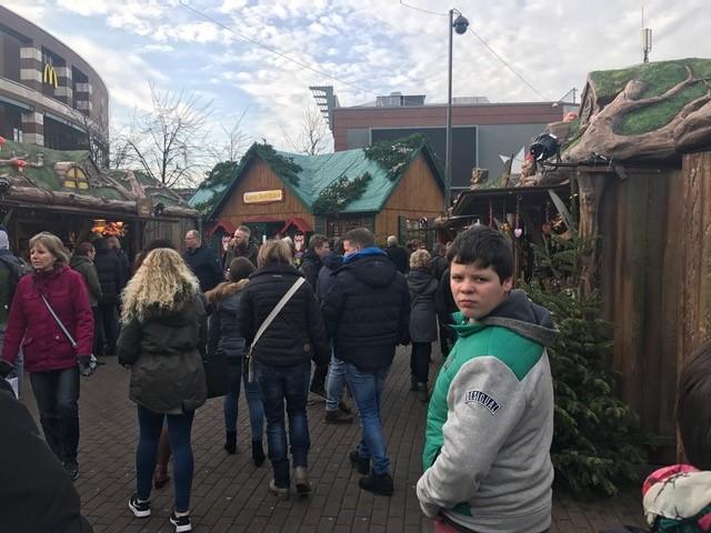 kerstmarkt dusseldorf 2   Capartas Tours