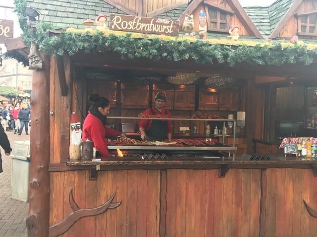 kerstmarkt dusseldorf 3   Capartas Tours