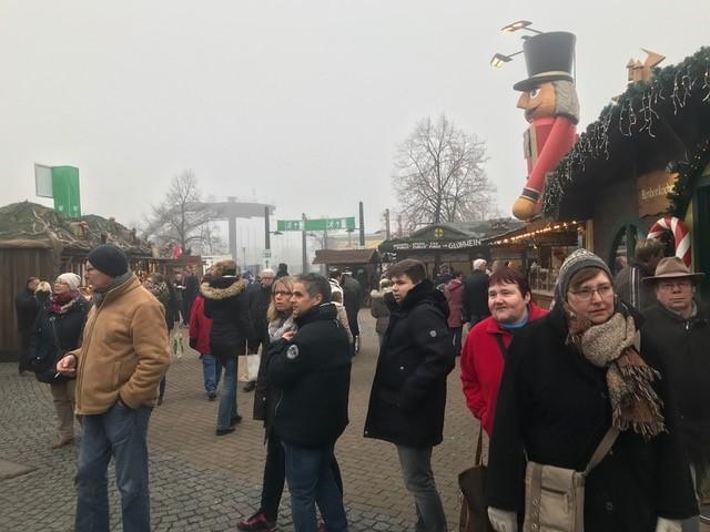 kerstmarkt dusseldorf 9   Capartas Tours