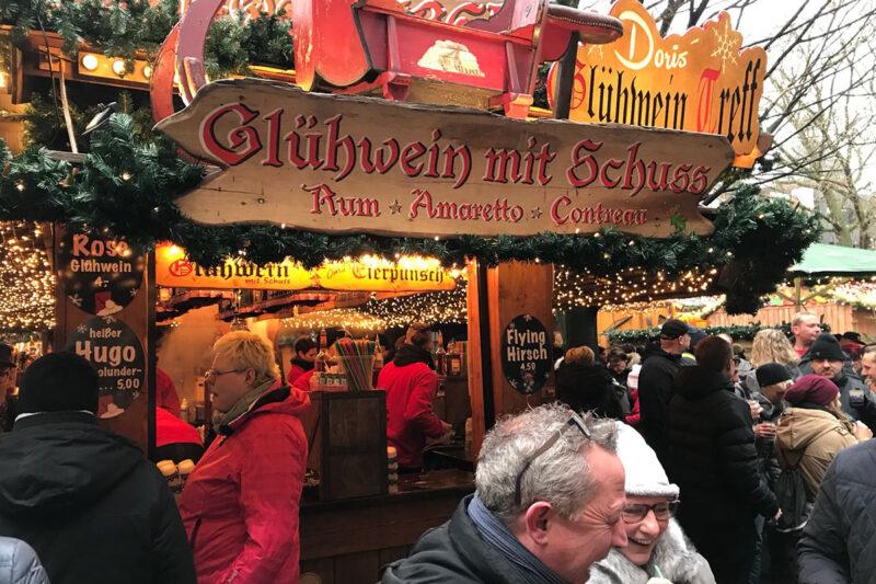 Kerstmarkt Munster Capartas 2   Capartas Tours